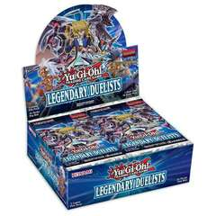 Legendary Duelist - Booster Box