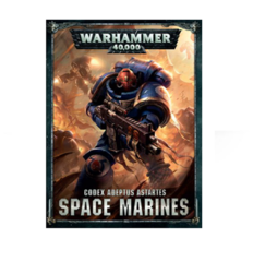 Codex - Space Marines (Hardcover) 2017