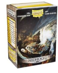 Details about  Dragon Shield Sleeve Standard Size (Nidhogg Art) 100ct