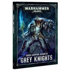 CODEX: GREY KNIGHTS (ENGLISH) 2017
