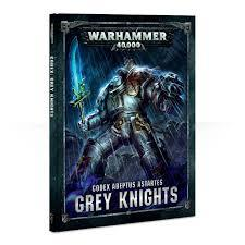 CODEX: GREY KNIGHTS (Français) 2017