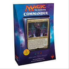 Arcane Wizardry Commander 2017