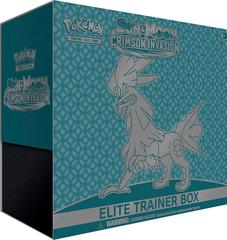 Sun & Moon Crimson Invasion Elite Trainer Box