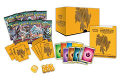 Pokemon TCG: Sun & Moon - Guardians Rising Elite Trainer Box