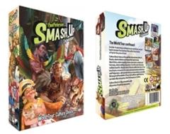Smash Up: World Tour Culture Shock Expansion