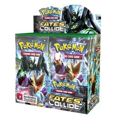 XY Fates Collide - Booster Box