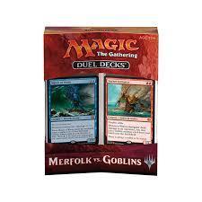 Merfolk vs Goblins