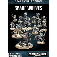 Start Collecting: Space Wolves 2017