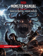Monster Manual 5th Edition (FR)