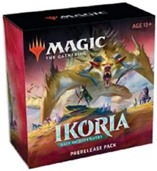 Ikoria Lair of Behemoths Prerelease Kit