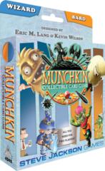 Munchkin: CCG Wizard and Bard Starter Deck