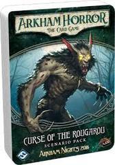 Arkham Horror LCG Curse of the Rougarou Scenario Pack