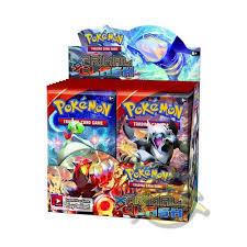 XY Primal Clash Booster Box