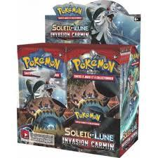 Crimson Invasion Booster Box (FR)