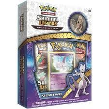 Shining Legends Pin Box - Mewtwo