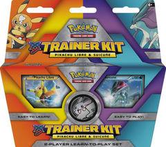 Pokémon TCG: XY Trainer Kit - Pikachu Libre & Suicune
