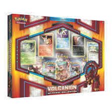 Volcanion Mythical Collections Box
