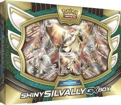 Pokemon Shiny Silvally-GX Collection Box