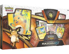 Shining Legends Collection - Raichu-GX Box