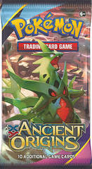 XY Ancient Origins Booster