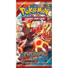 Xy Primal Clash Booster