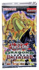 Dragons of Legend Unleashed Booster