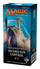 Second Sun Control Challenger Decks