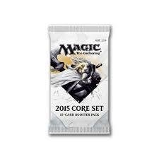 2015 CORE SET JAPANESE BOOSTER PACK