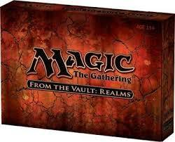 From The Vault Realms Box Sealed