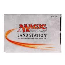 Magic Origins Land Station Includes 400 Lands