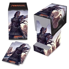 Commander 2016: PRO-100+ Deck Box with Tray- Saskia the Unyielding for Magic