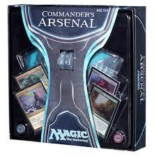 Commander Arsenal