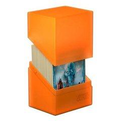 Ultimate Guard: Boulder Deck Box Standard 80+: Poppy Topaz