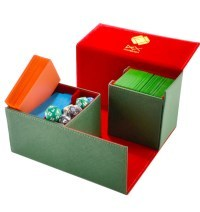 Creation Line - Green Large Deckbox