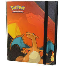 Charizard 9-Pocket PRO-Binder