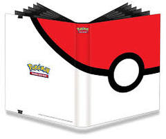 Pokeball Full-View 9-Pocket PRO-Binder