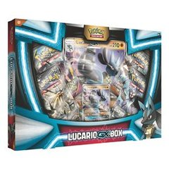 Lucario GX box