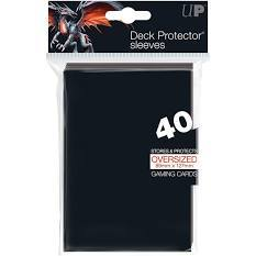 40 Ultra Pro Oversized Top Loading Deck Protector