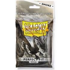 Dragon Shield - Perfect Fit Smoke 100ct