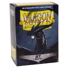 Dragon Shield: Matte: Jet (100)