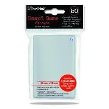 Ultra Pro: Board Game Sleeves: Standard European (59mm x 92mm)