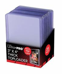 Ultra Pro Toploaders Thick 55Pt. (3
