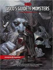 Dungeons and Dragons 5th Edition RPG: Volo Guide to Monsters