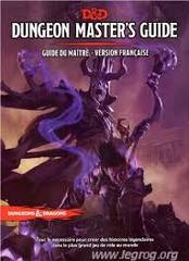 Dungeon Master's Guide (FR)