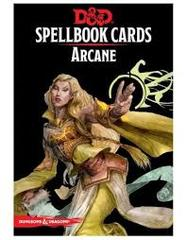 D&D Spellbook Cards – Arcane 2nd Edition
