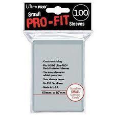 Ultra PRO Mini Pro-Fit Sleeves