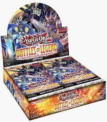 Battles of Legend: Relentless Revenge - Booster Box