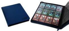 Ultimate Guard: Quadrow Zipfolio Xenoskin: Dark Blue