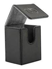 Ultimate Guard Xenoskin Flip - Black (single 80+)