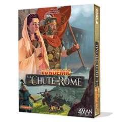 Pandémie - Chute de Rome